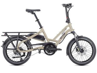 Ternから小さいけれど力持ち!電動アシスト付きカーゴバイク「HSD」が登場しました