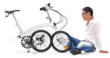 9月後半週末はLORO関東三店舗へGO!話題のモバイル変身自転車iruka試乗会開催